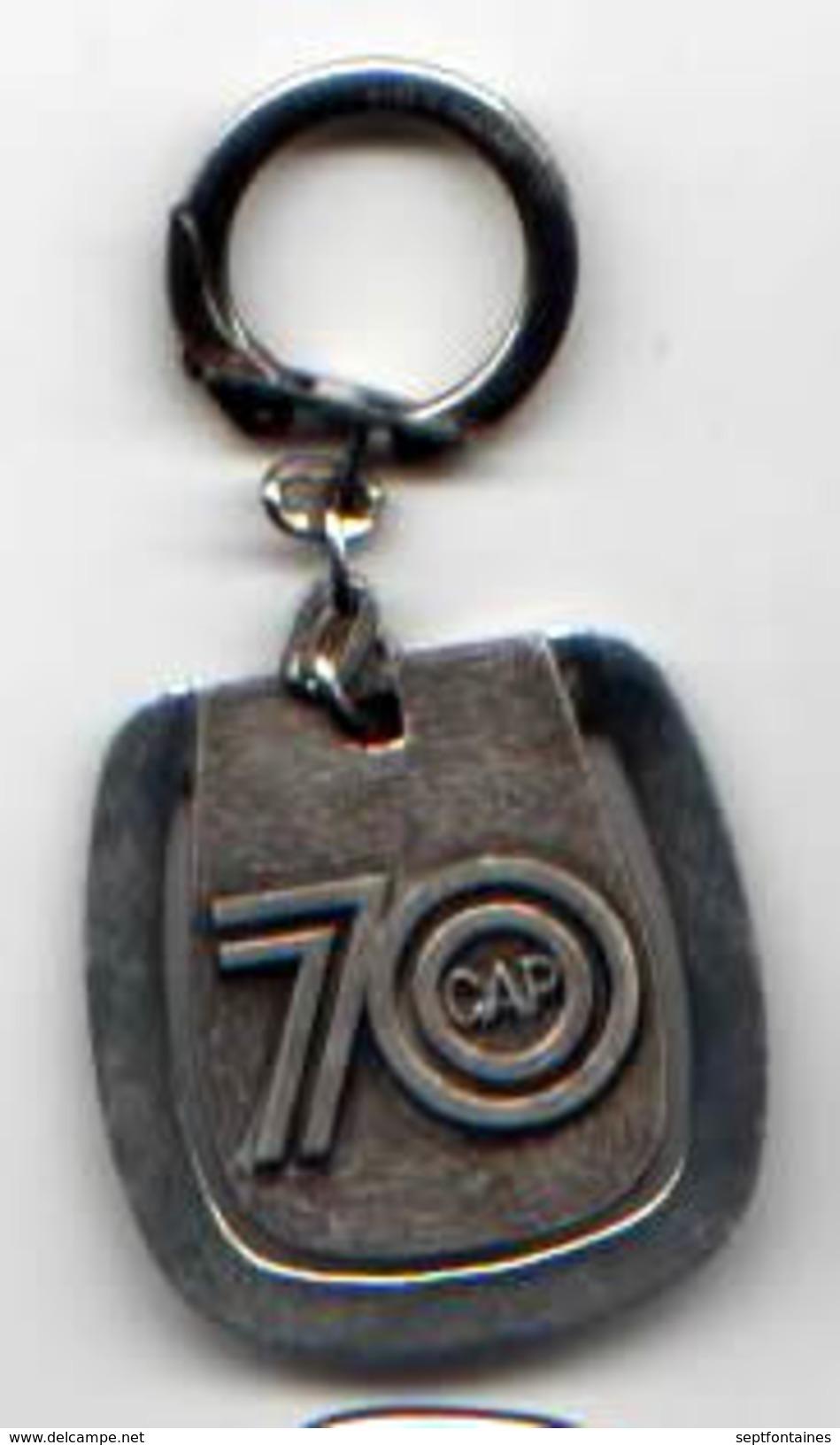 PORTE CLEF ANCIEN SIMCA CAP 70 ASSOCIE DE CHRYSLER - Key-rings