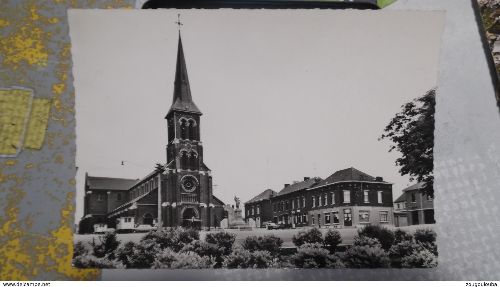 CARNIERES église Saint Hilaire - Belgien