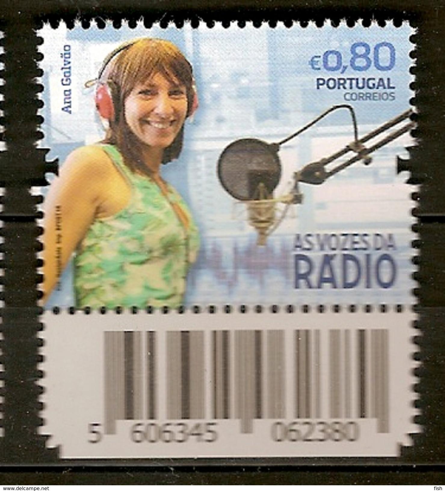 Portugal ** & The Voices Of The Portuguese Radio, Ana Galvão 2016 (6868Barras) - Jobs
