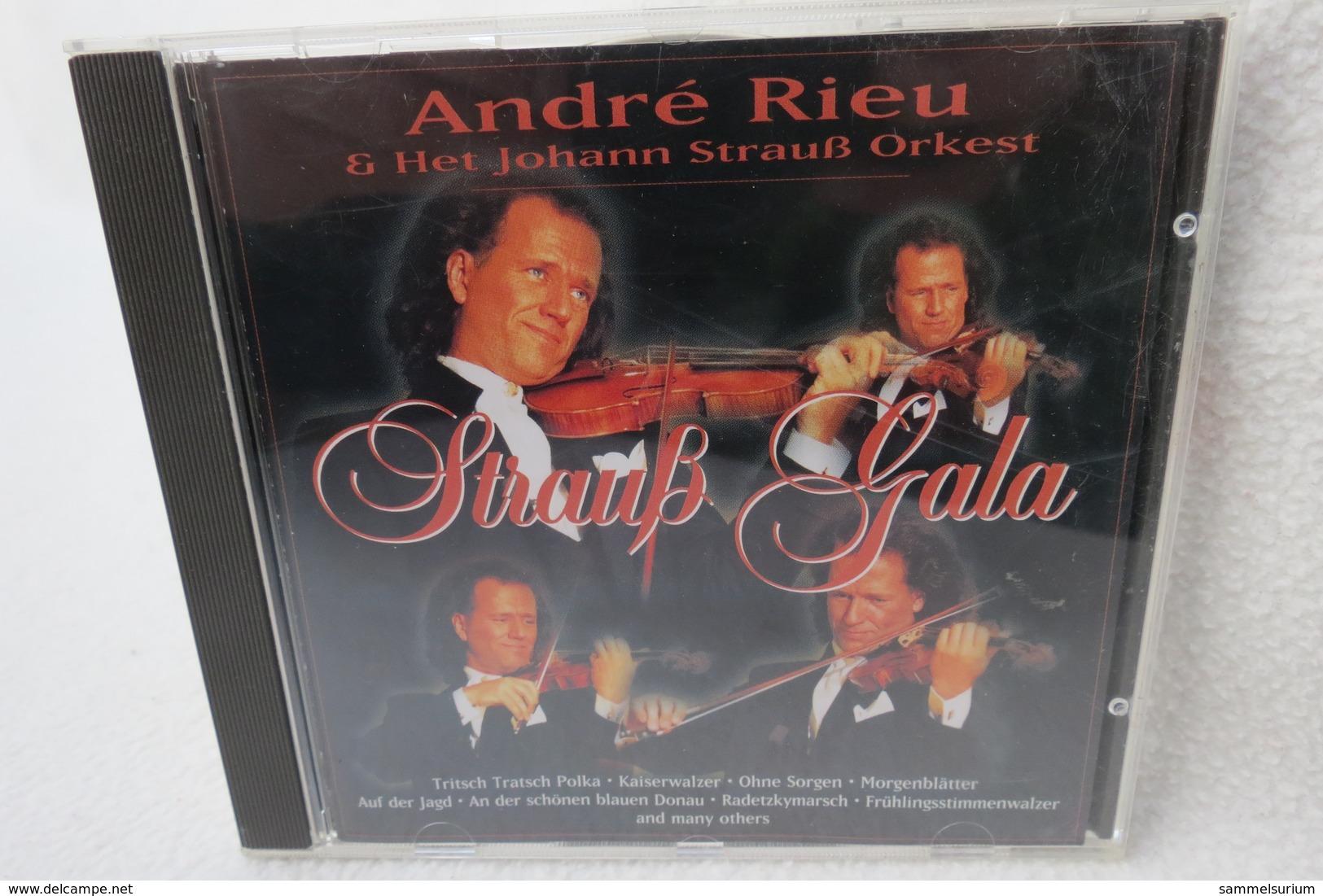 "CD ""André Rieu"" Strauß Gala - Instrumental"