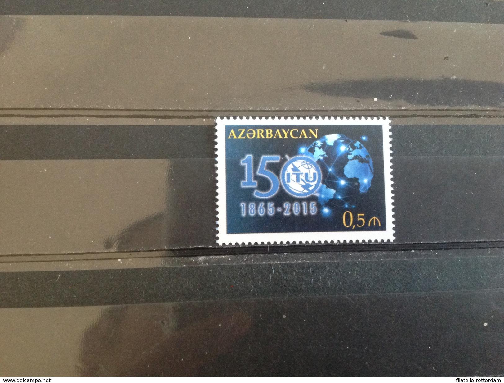 Azerbaijan - Postfris / MNH - 150 Jaar Telecommunicatie 2015 Very Rare! - Azerbeidzjan