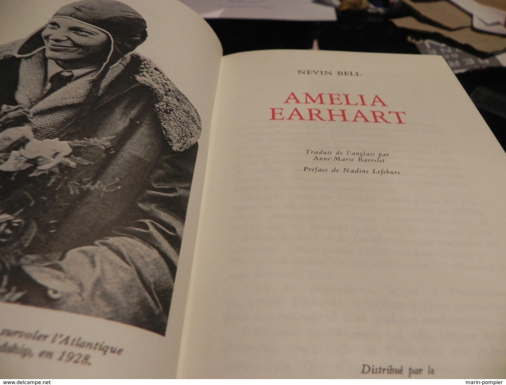 AMELIA EARHART  DE NEVIN BELL - Biografía