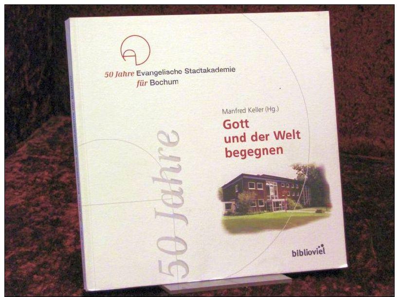 50 Jahre Evangelische Stadtakademie Für Bochum - Bücher, Zeitschriften, Comics