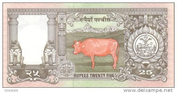 NEPAL P. 41 25 R 1997 UNC - Nepal