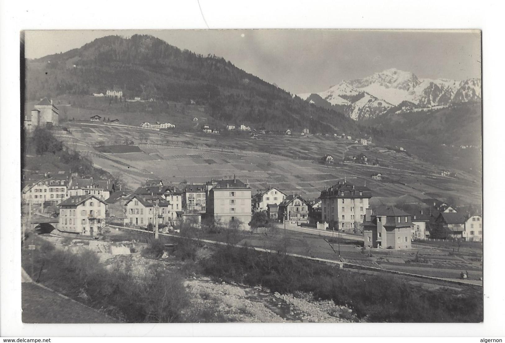 16174 - Montreux Châtelard Bas De Clarens Printemps 1927 - VD Vaud