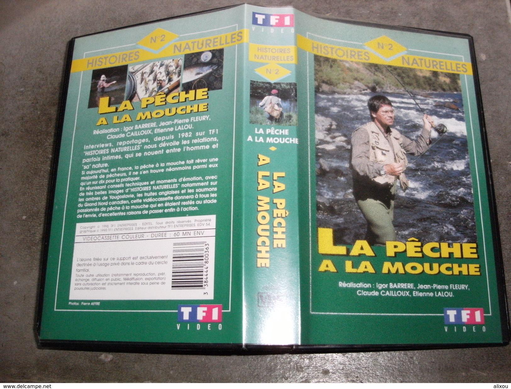 """Rare Film : """" La Pêche à La Mouche """" - Dramma"""