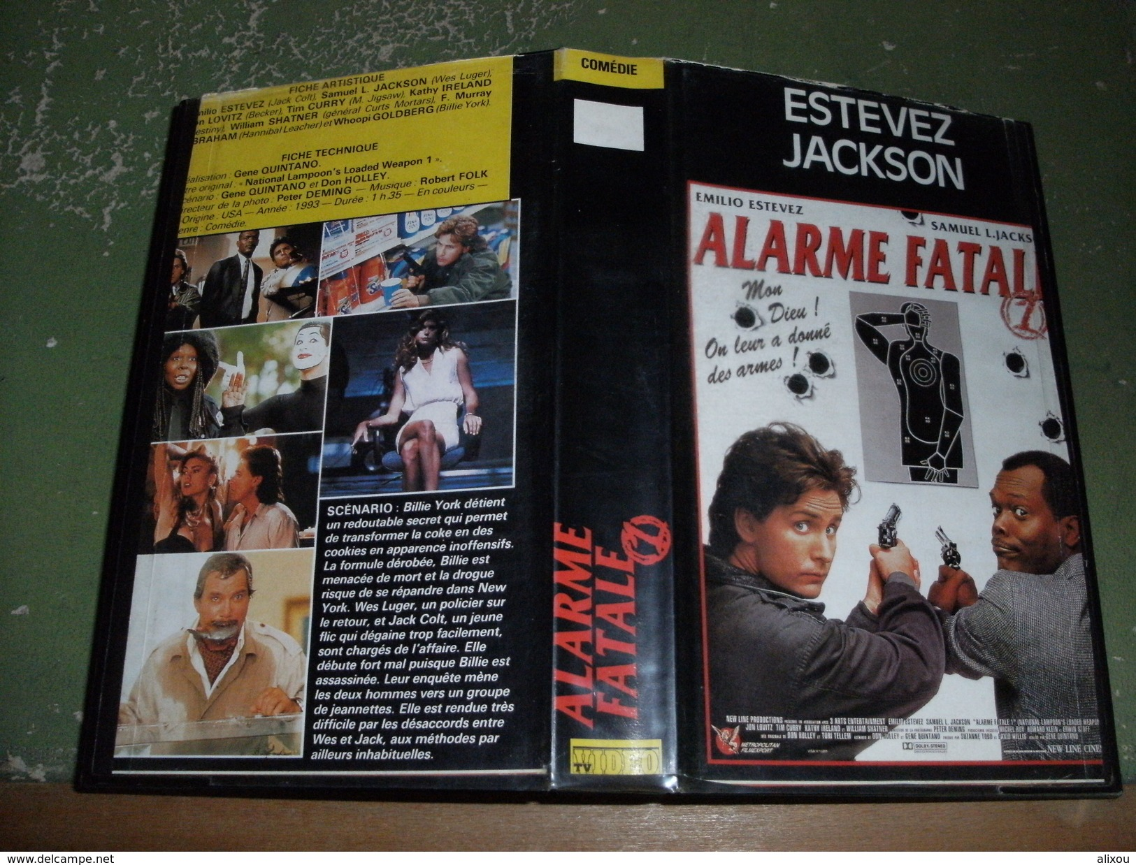 """Rare Film : """" Alarme Fatale """" - Comedy"""