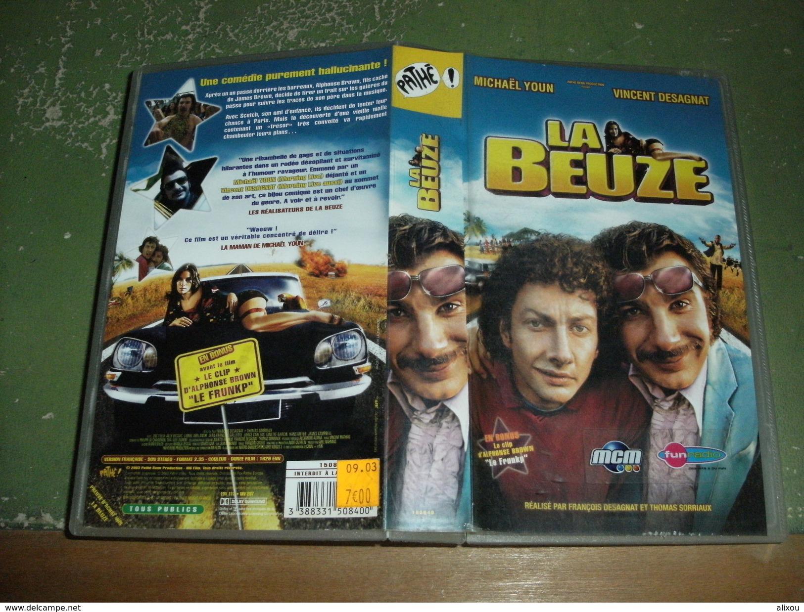 "Rare Film : "" La Beuze "" - Comedy"
