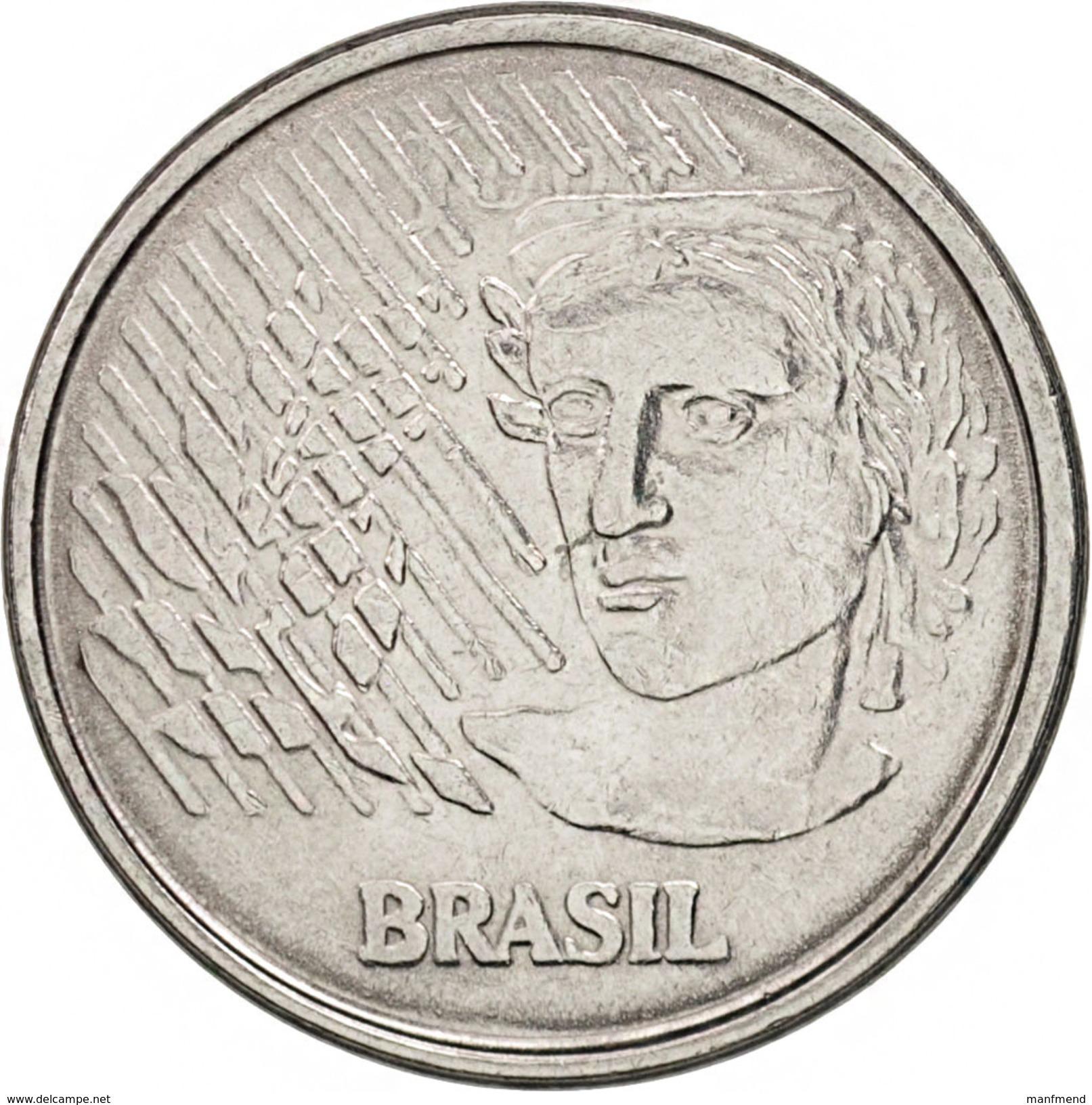Brazil - 1994 - 10 Centavos - KM 633 - XF - Brasilien