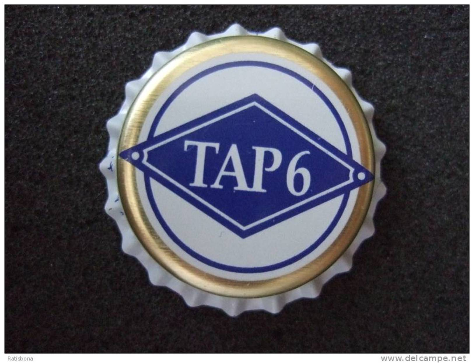 Übergangs-KK, Br. G.Schneider, TAP 6 - 1 Kronkorken, Capsule Neuve, Crowncaps New - Bier