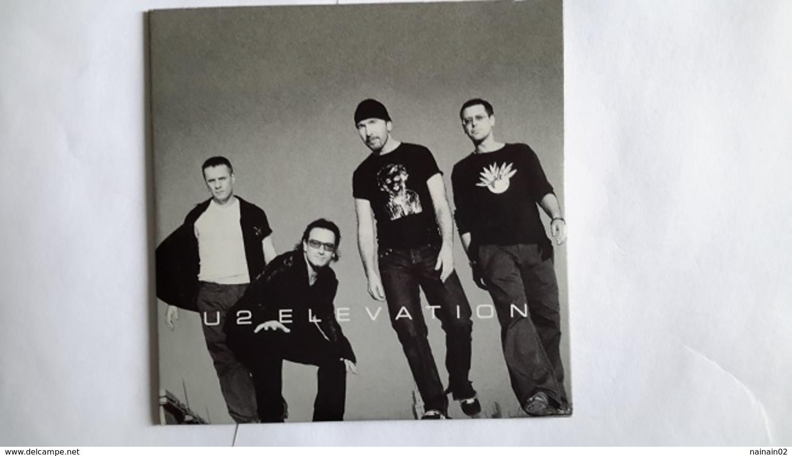U2 élévation, CD Rom 2 Titres. - Sonstige