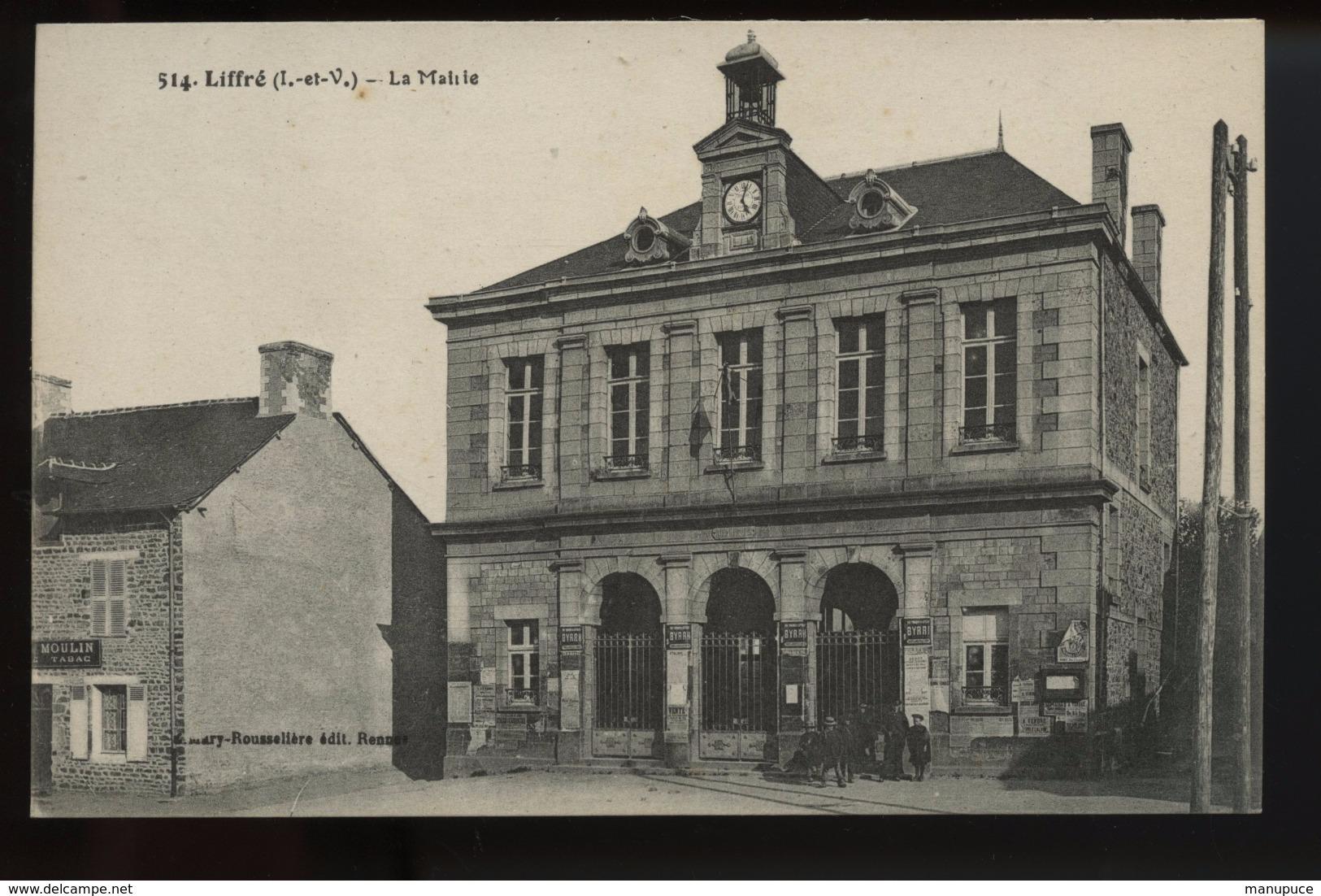 Liffre La Mairie - France