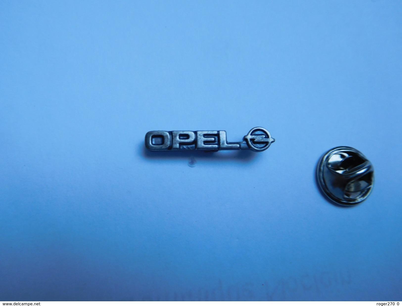 Beau Logo Auto Opel - Opel