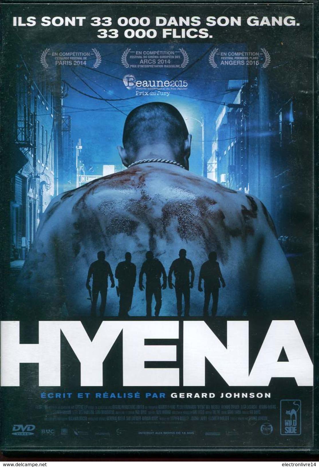 Dvd   Hyena Vf Vo - Policiers