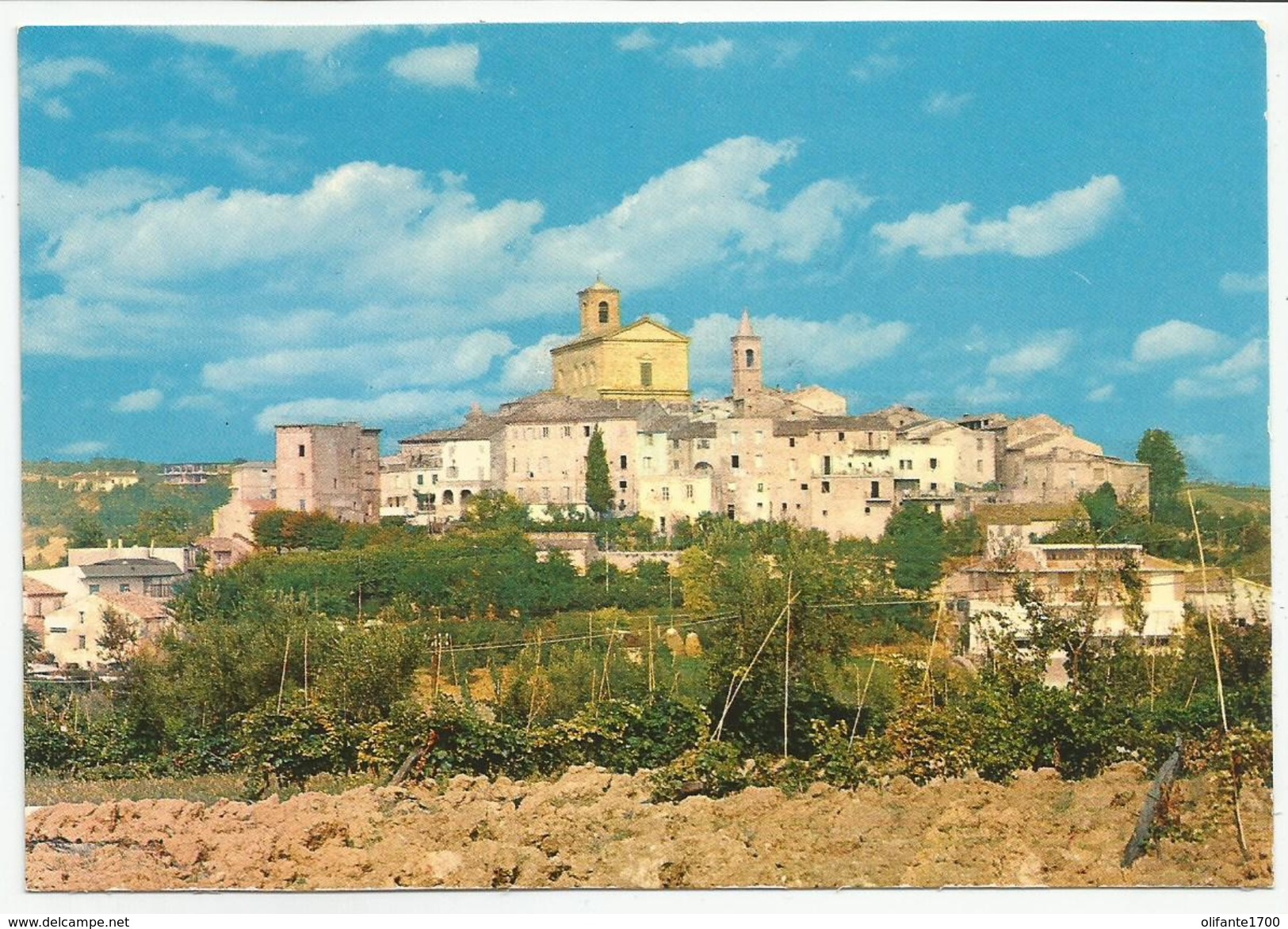 ASCOLI PICENO (029) - MASSIGNANO Panorama - FG/Non Vg - Ascoli Piceno