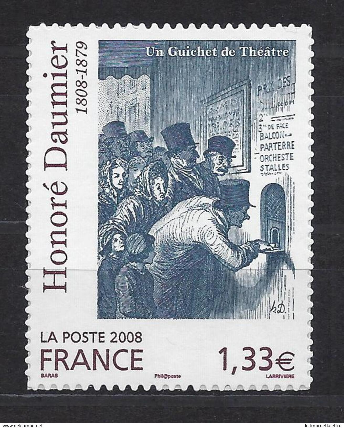 France Adhésif N° 224 ** - France