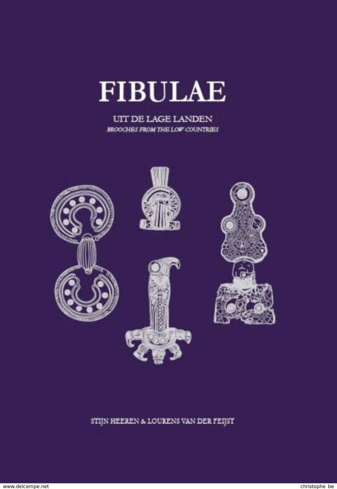 Fibulae Uit De Lage Landen , Fibula - Practical