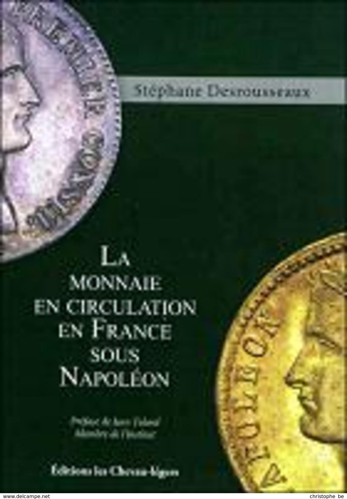 La Monnaie En Circulation Sous Napoléon - Praktisch