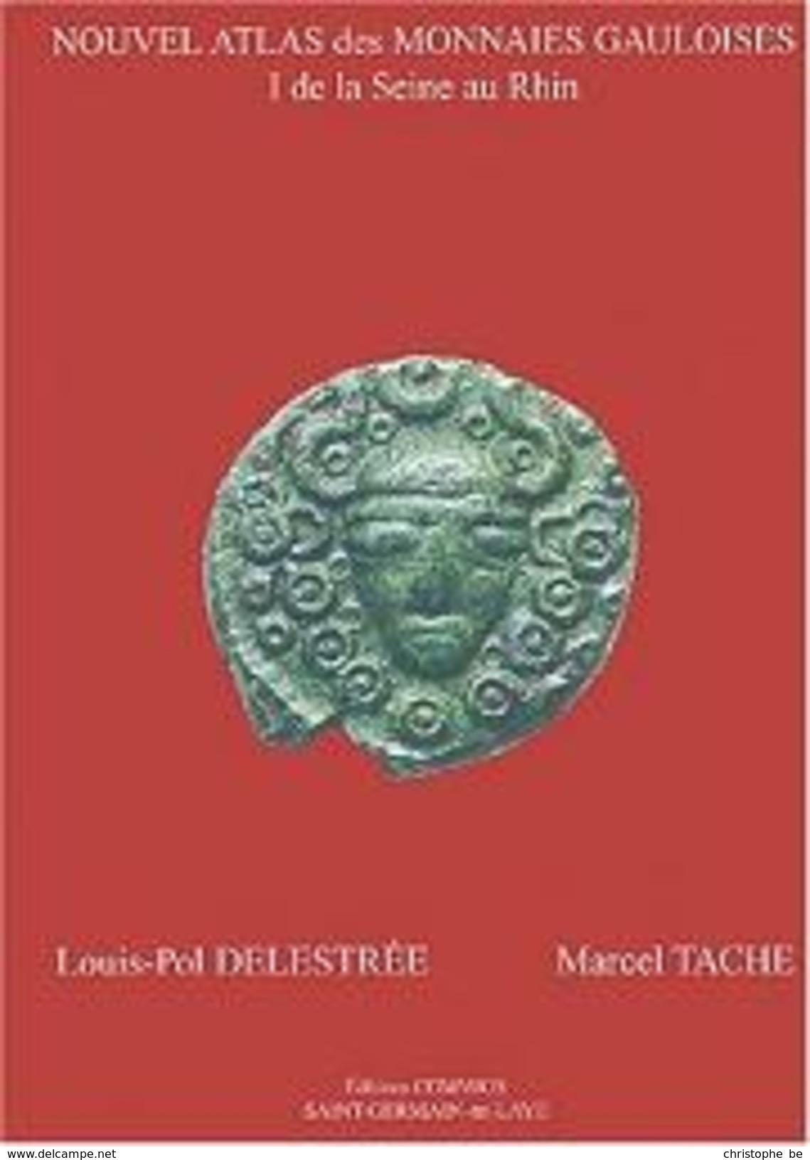 Nouvel Atlas Des Monnaies Gauloises I - Practical