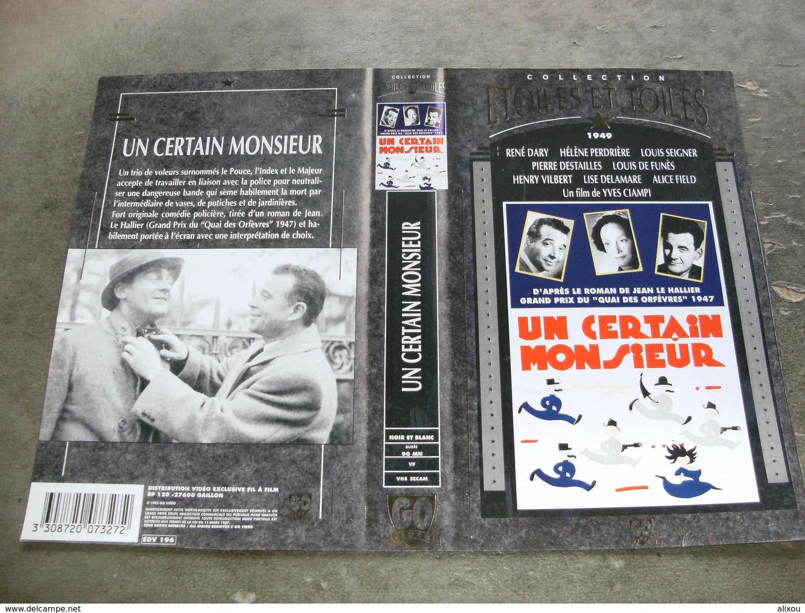 """Rare Film : """" Un Certain Monsieur """" - Comedy"""