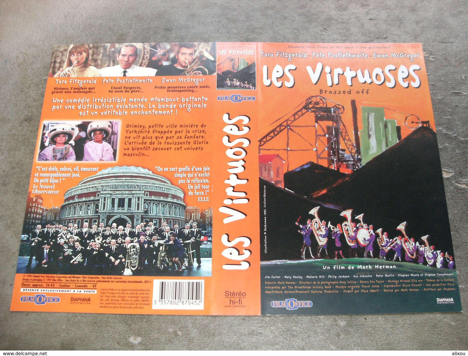 "Rare Film : "" Les Virtuoses  "" - Comedy"