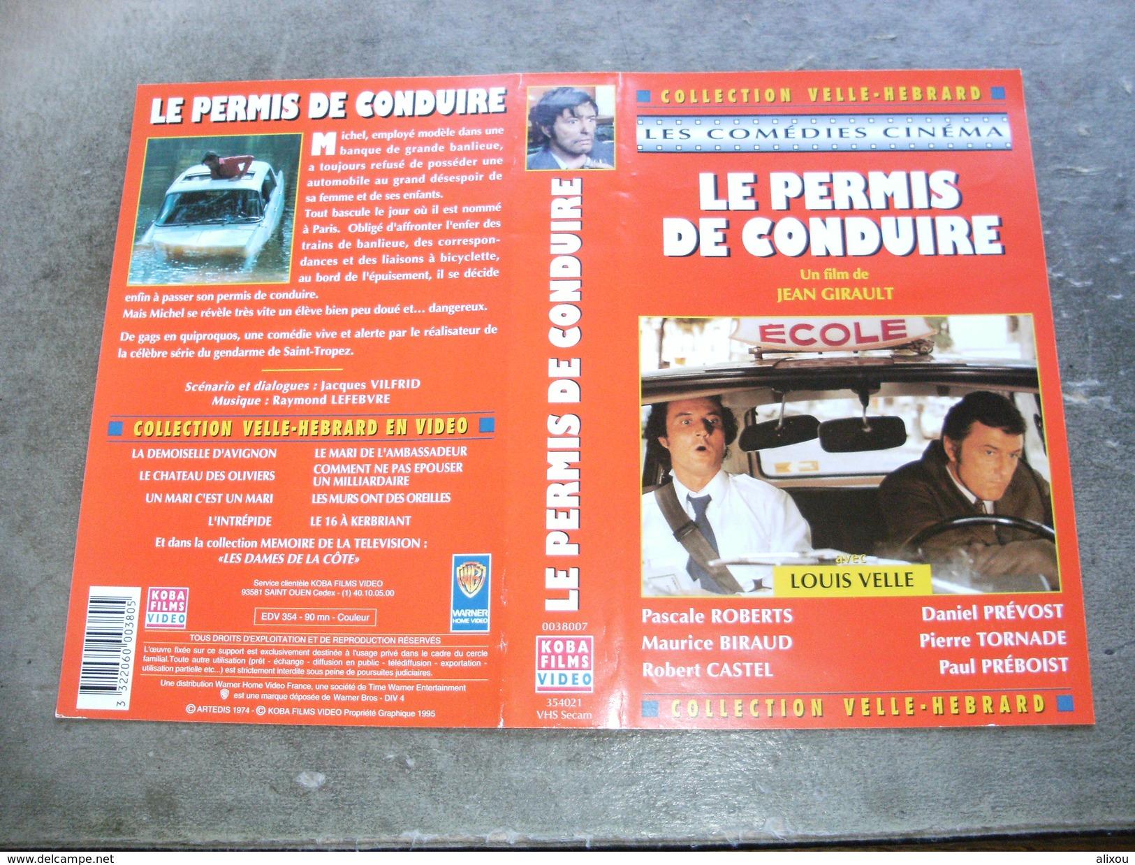 "Rare Film : "" Le Permis De Conduire "" - Cómedia"