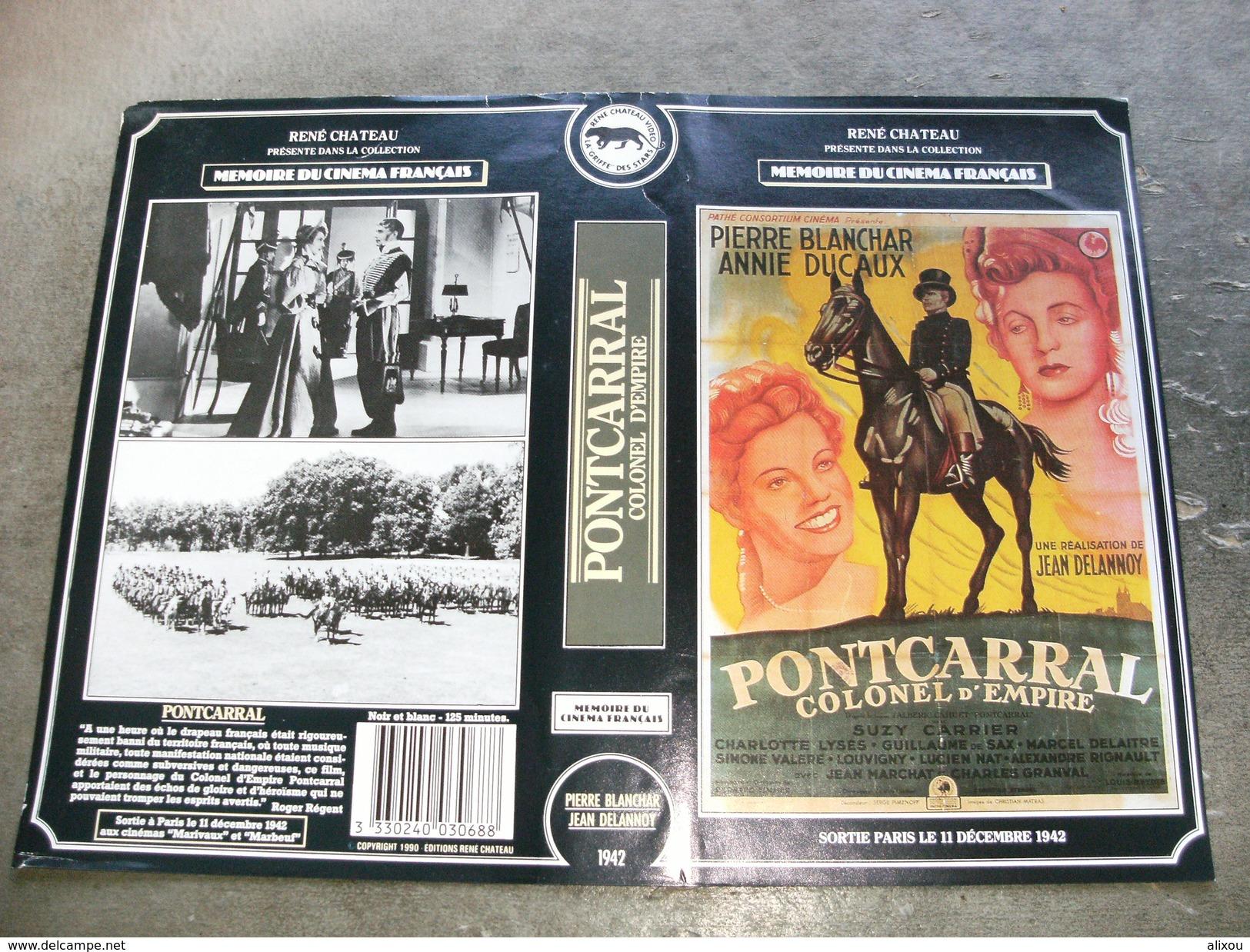 "Rare Film : "" Pontcarral Colonel D'empire "" - Geschichte"