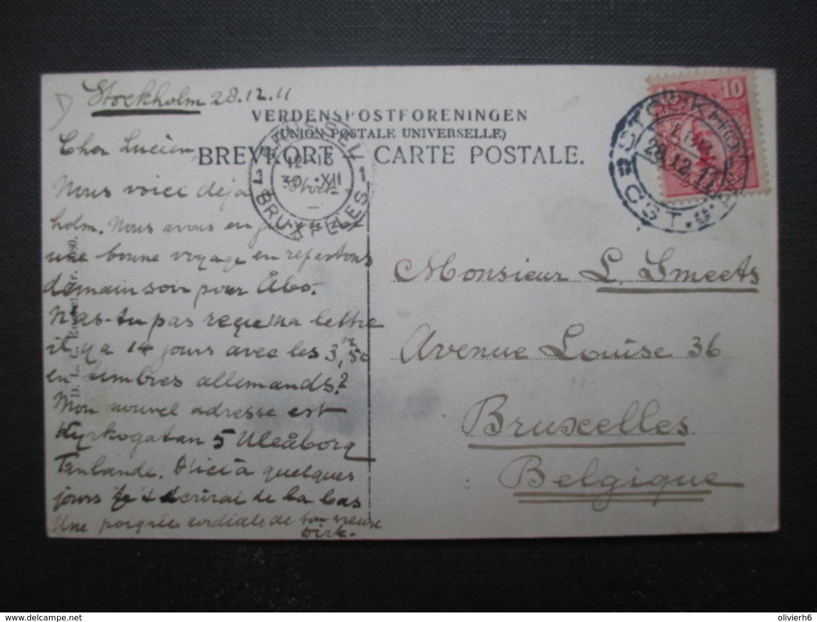 CP DANEMARK (V1607) COPENHAGEN KOBENHAVN (2 Vues) VAND - RUTCHEBANEN I TIVOLI - Danemark