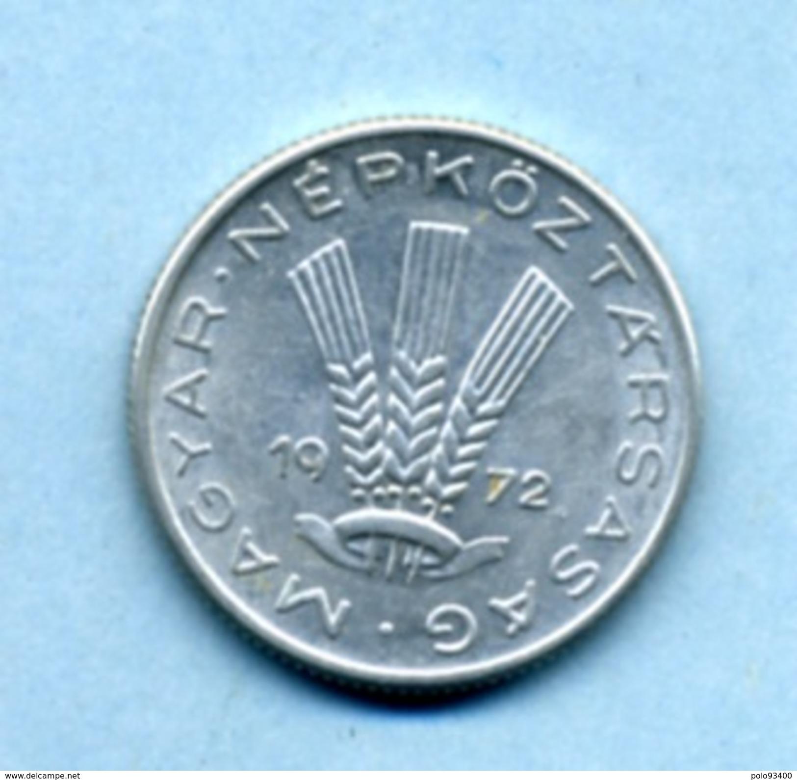 1972 20 FILLER - Hungary