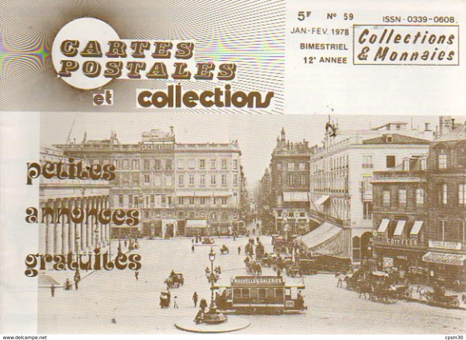 Cartes Postales Et Collections N°59 CPC - La Commune De Paris 7p; Siège Constantine 2p; Maire EU 3p; Portes De Paris 2p - Français