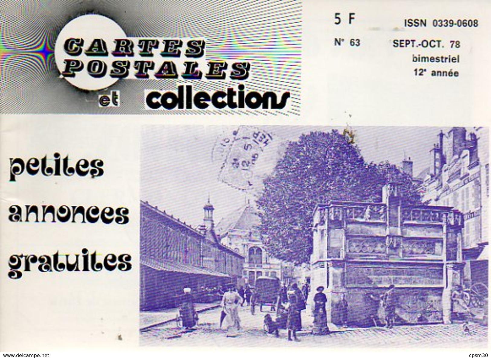 Cartes Postales Et Collections N°63 CPC - Michelin 8p; La Cartomancie 6p; Navire Guerre 2pages - Français