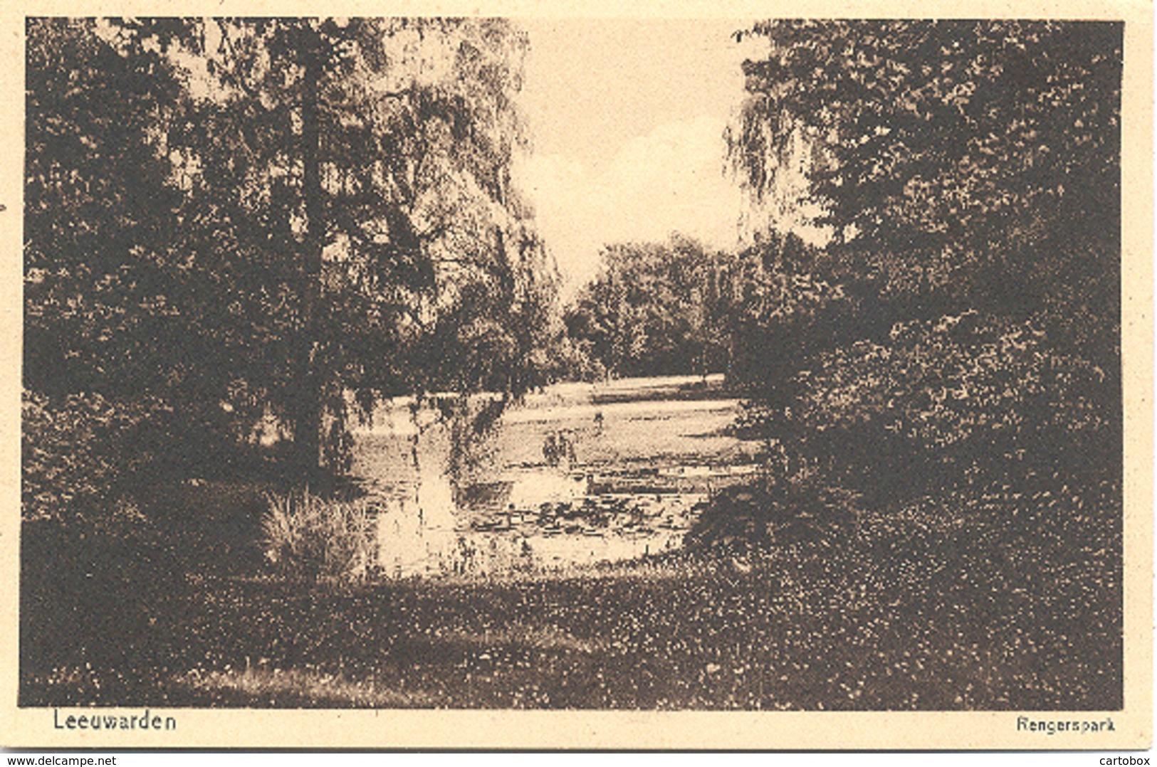 Leeuwarden, Rengerspark - Leeuwarden