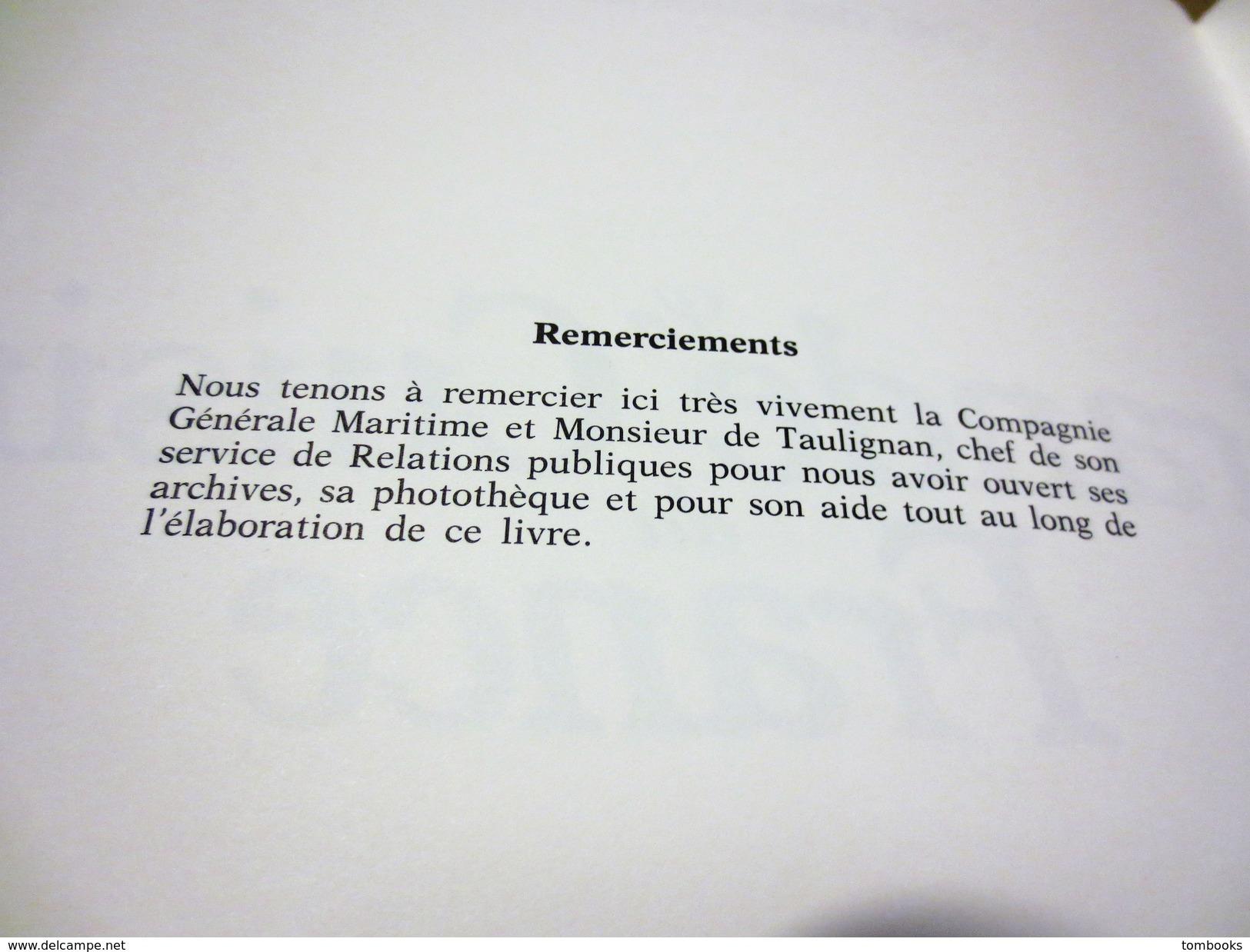 """La Grande Cuisine Du France - Livre - Henri Lehuédé - Chef Des Cuisines Du Paquebot """" France """" Peu Commun """" - Boats"""