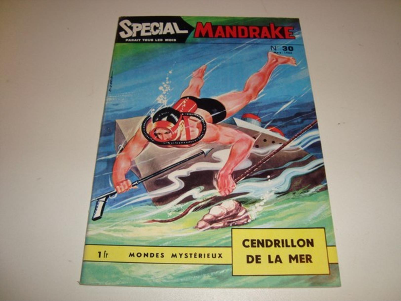 Mandrake Spécial N°30 - Mandrake