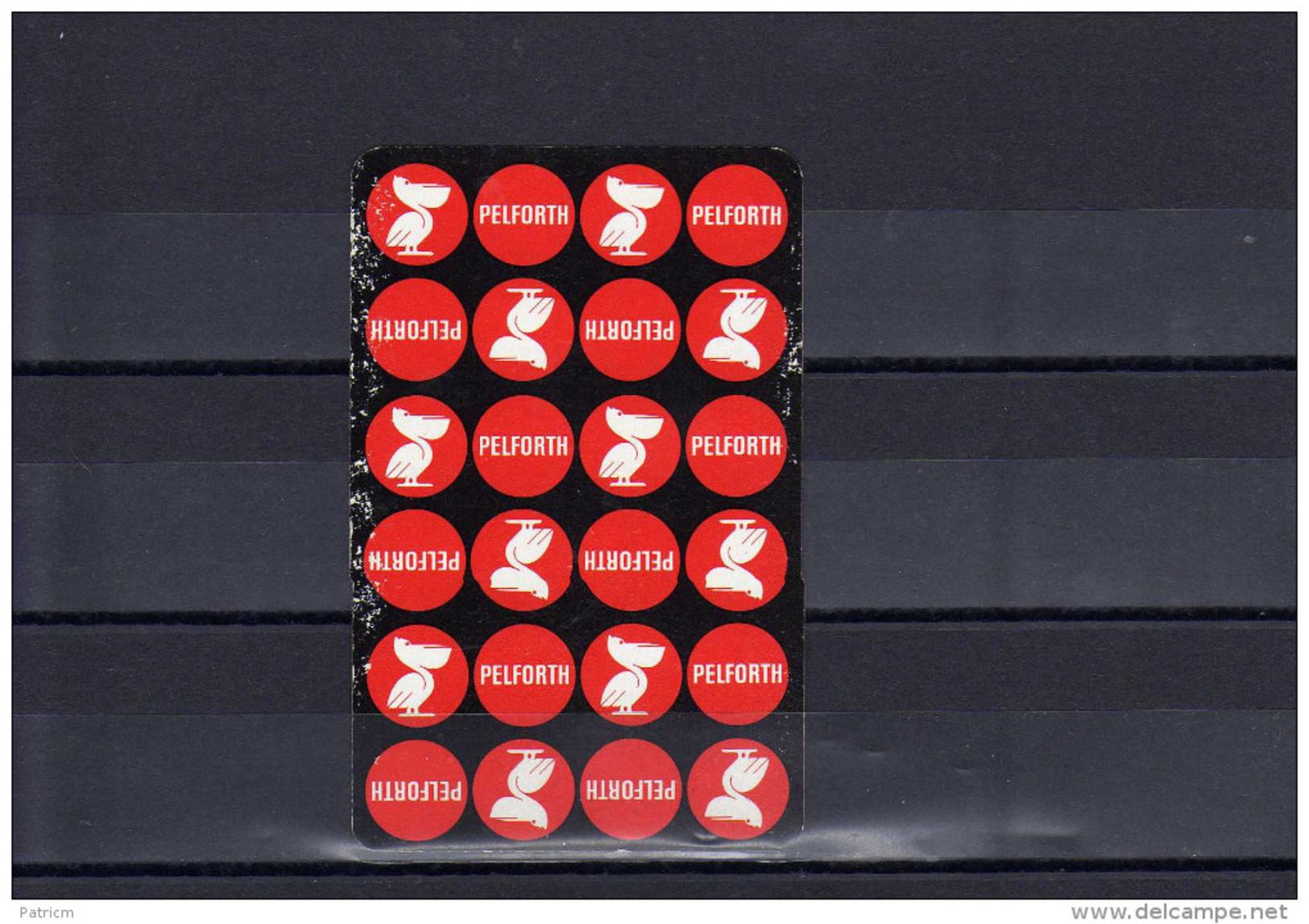 Dos D´une Carte à Jouer De La Biere PELFORTH - Playing Cards