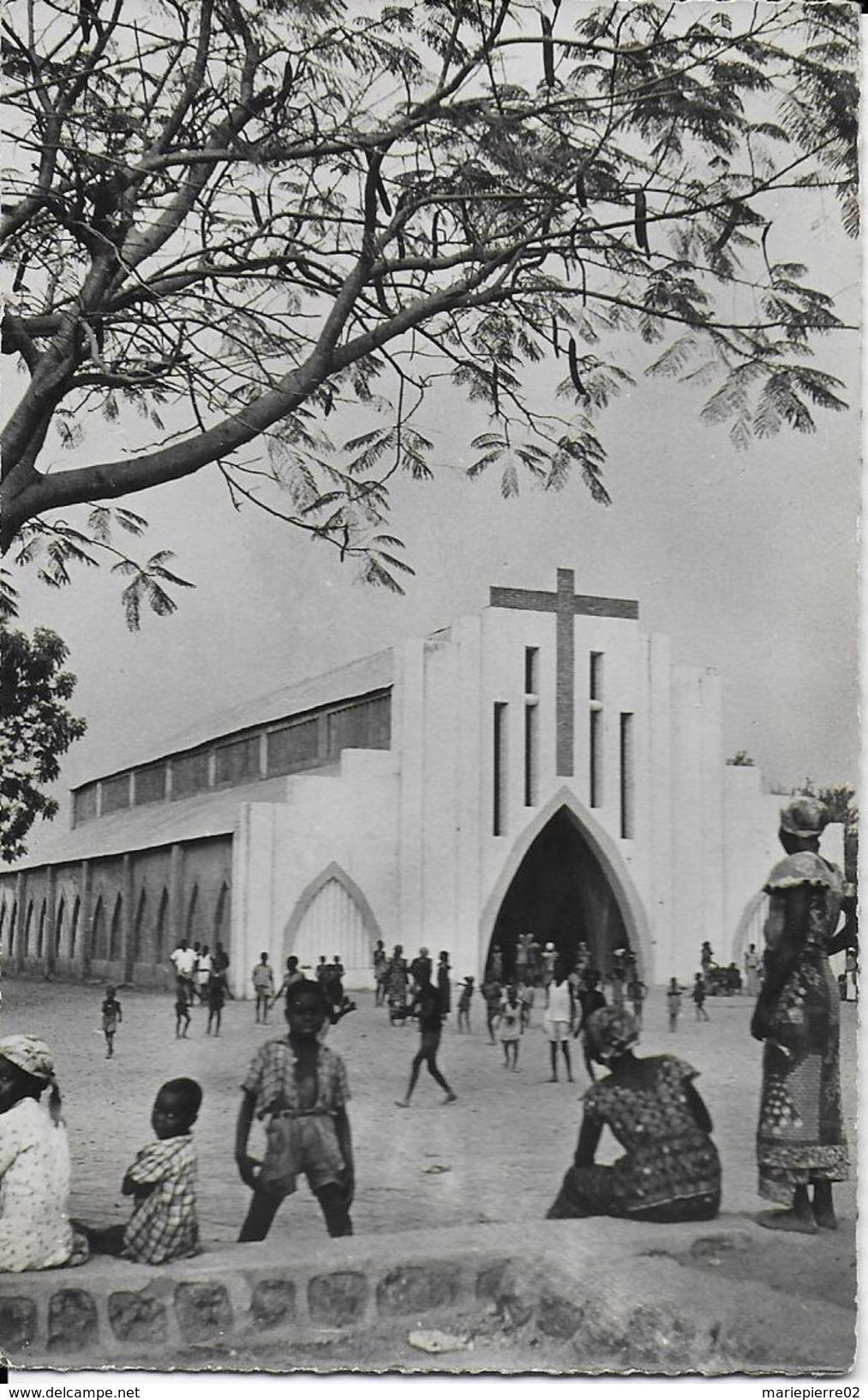 Moundou - L'Eglise - Chad