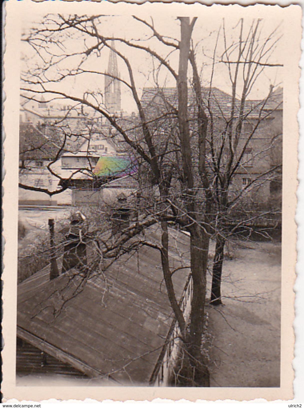 Foto Freiburg Mit Münster - Ca. 1940 - 5*8cm (26832) - Orte