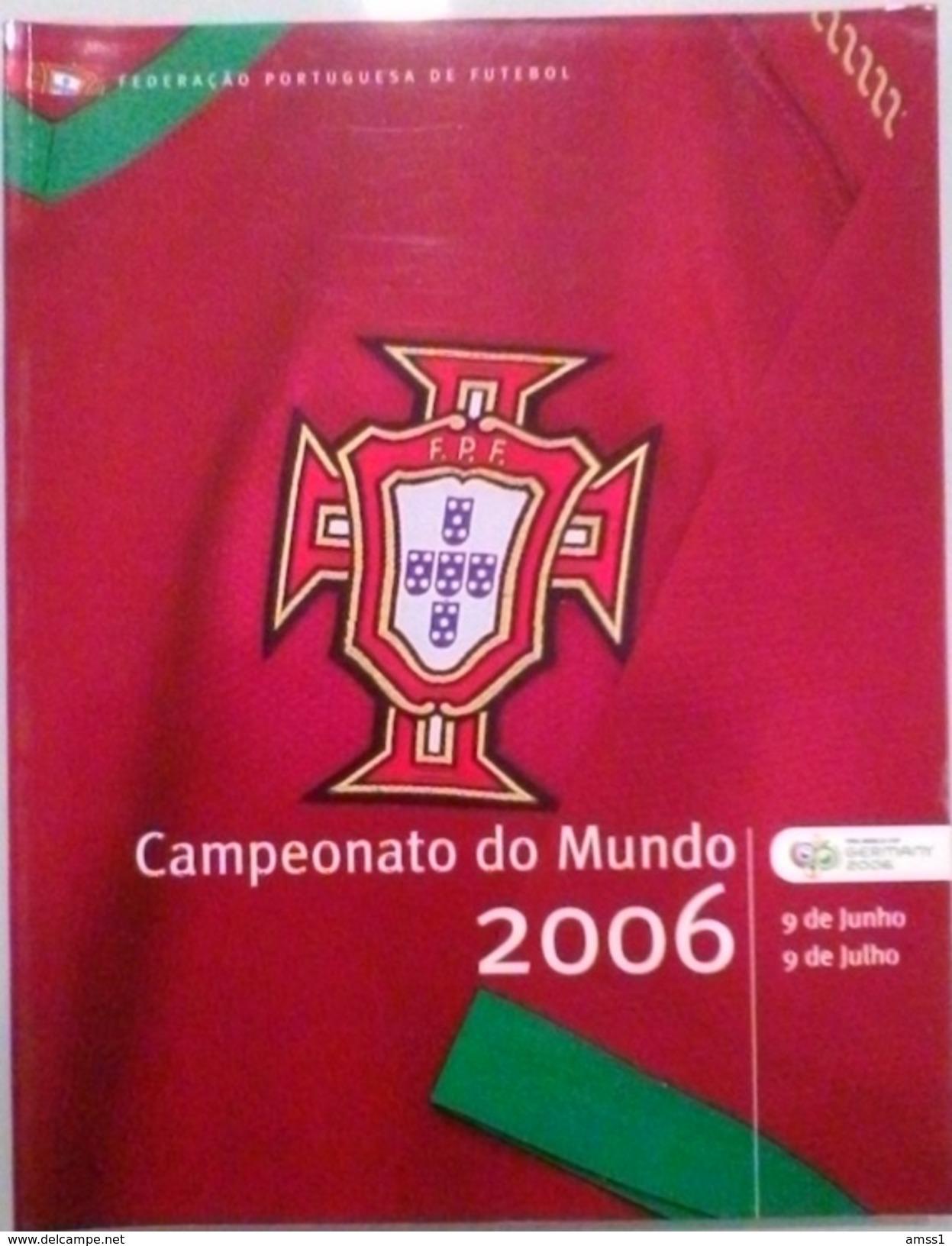 MAGAZINE SUR L' ÉQUIPE NATIONALE DU PORTUGAL 2006 - Autres