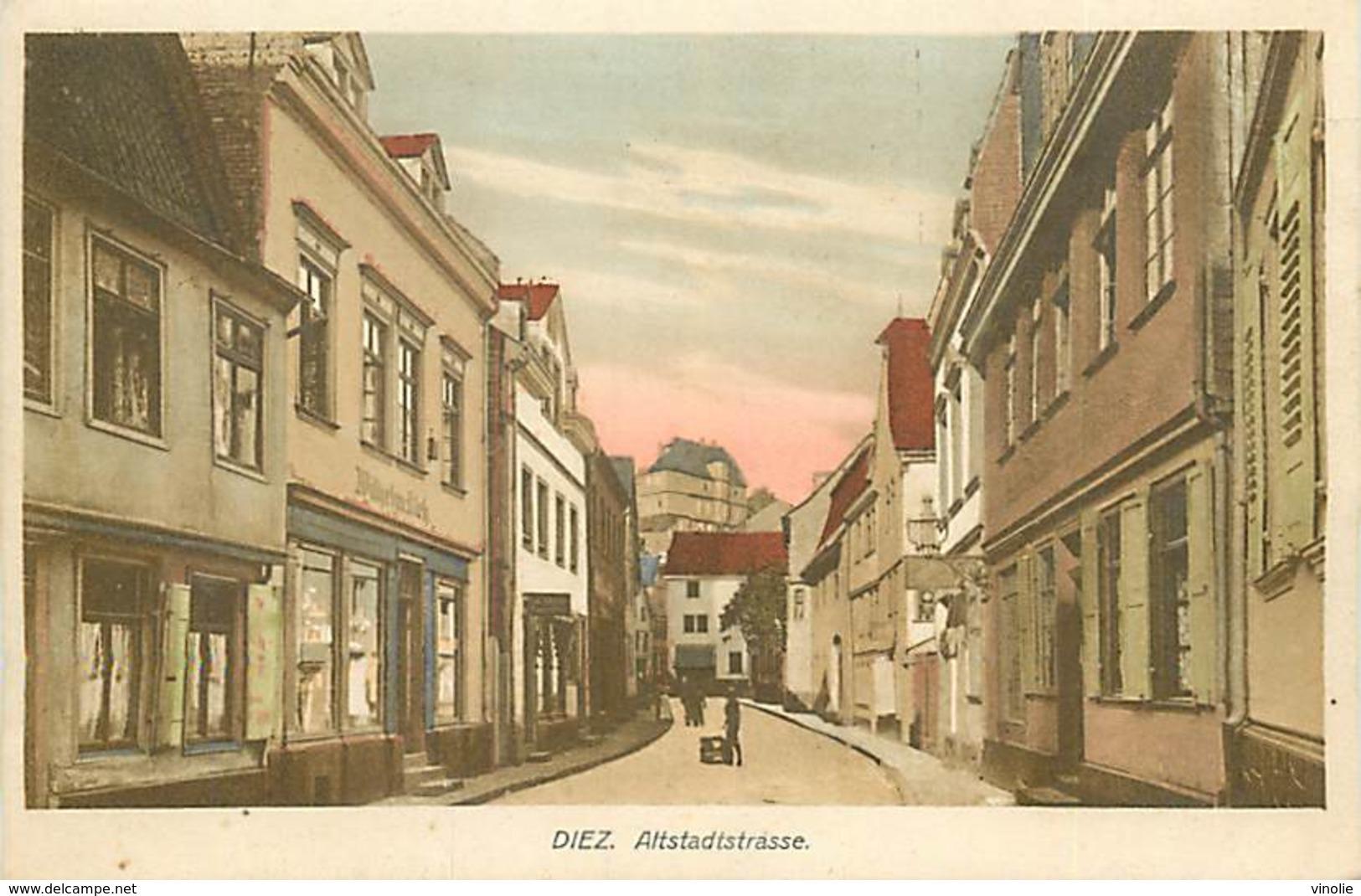 A-17-1297 : DIEZ  ALTSTADTSTRASSE - Diez