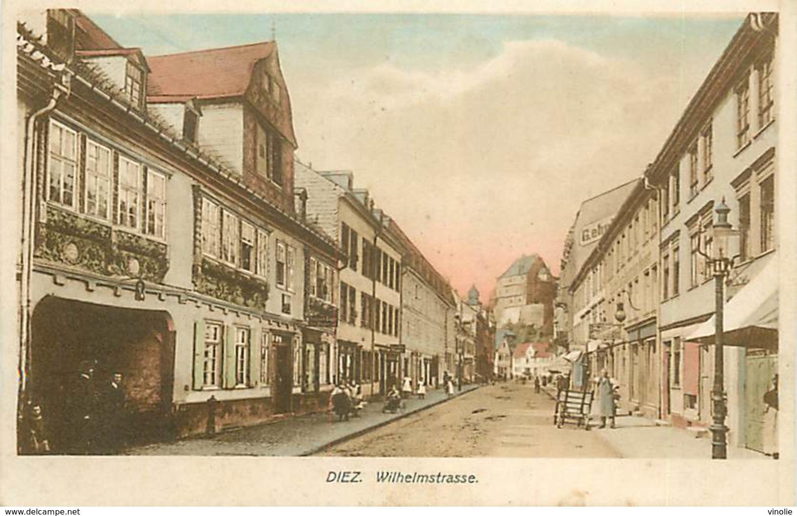 A-17-1298 : DIEZ  WILHELMSTRASSE - Diez