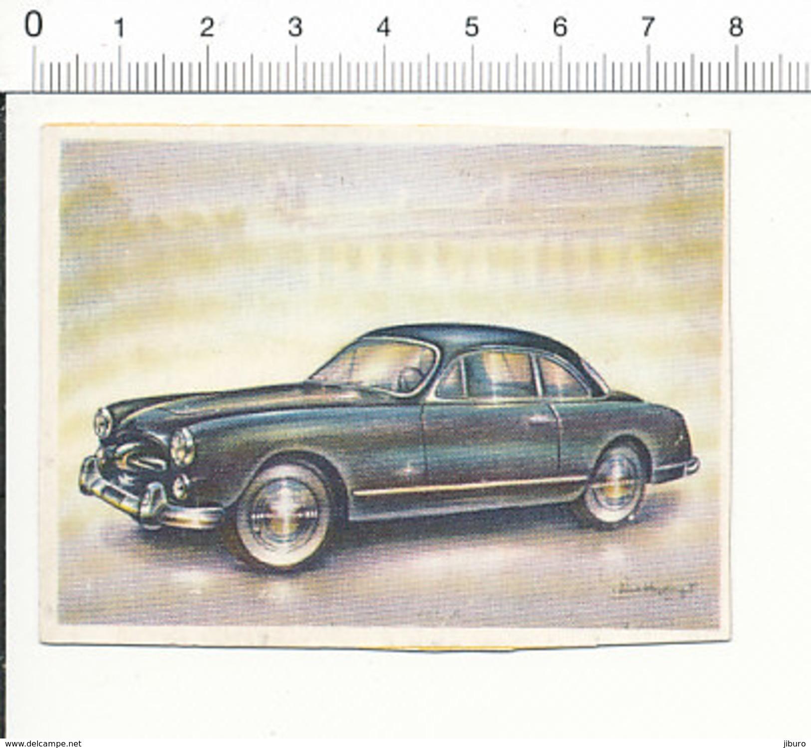Chromo Cigarettes Virginia / Ford Comète 1952 Auto Ancienne Voiture Automobile / IM 01-car-6 - Cigarrillos
