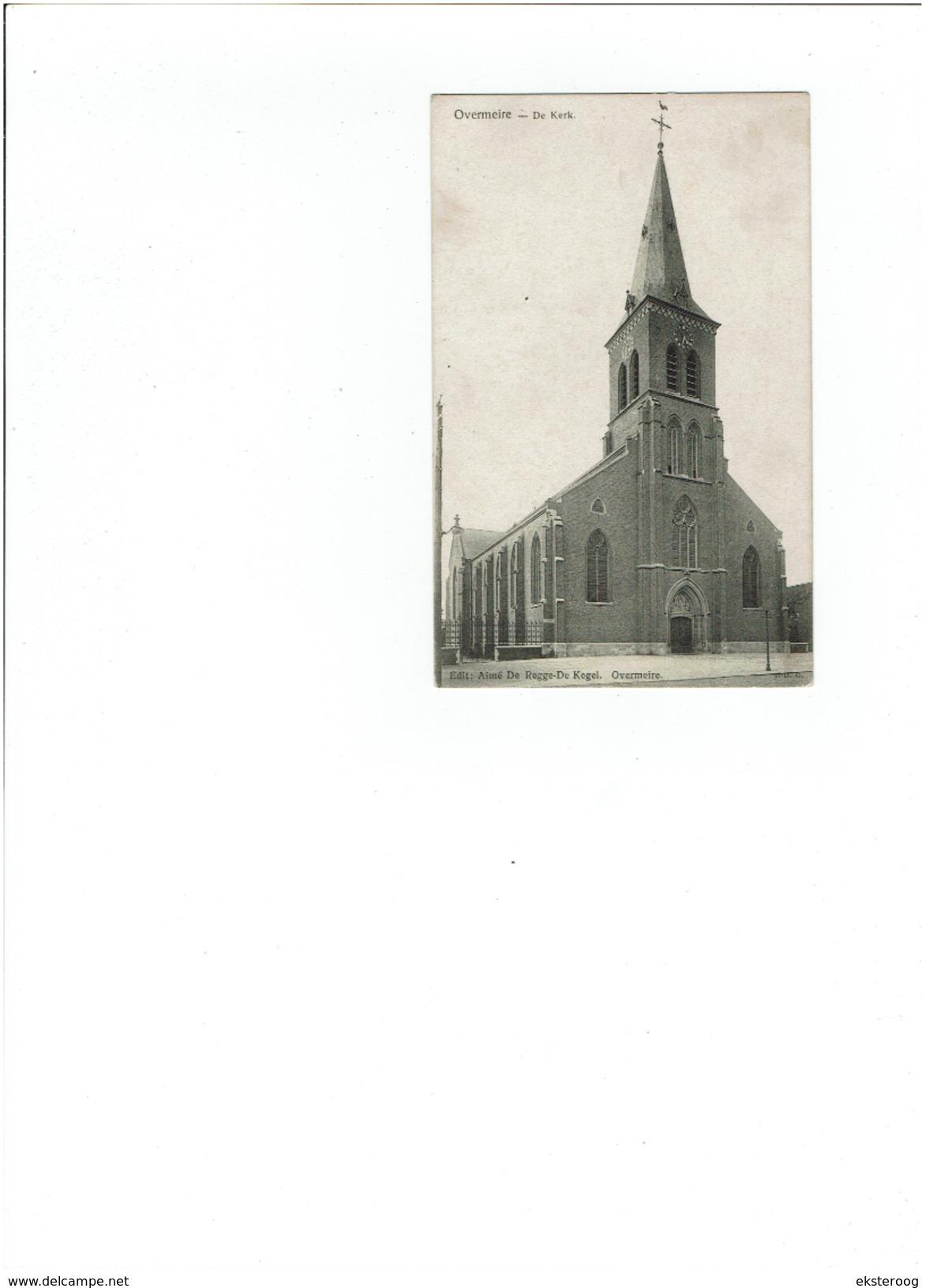 Overmeire - De Kerk - Berlare