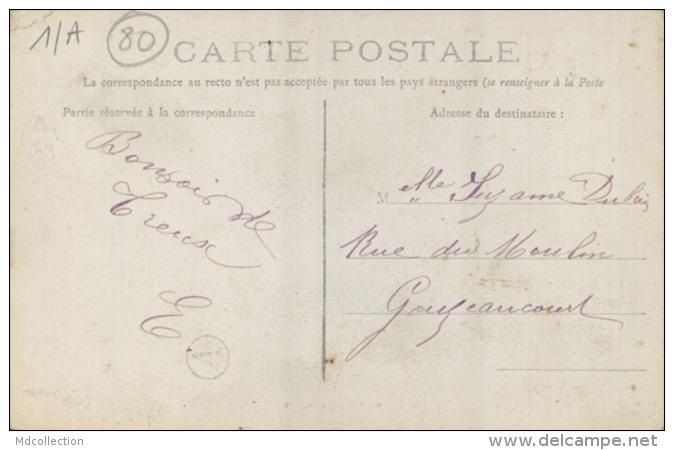 80 VAUX SUR SOMME / Etang Et Ancien Moulin / - France