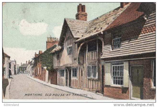 Angleterre - Sussex -  Worthing - Old House At Tarring : Achat Immédiat - Worthing