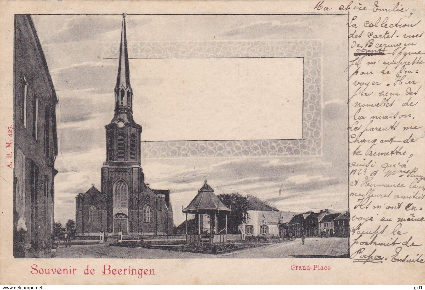Beringen - Grand Place - Beringen