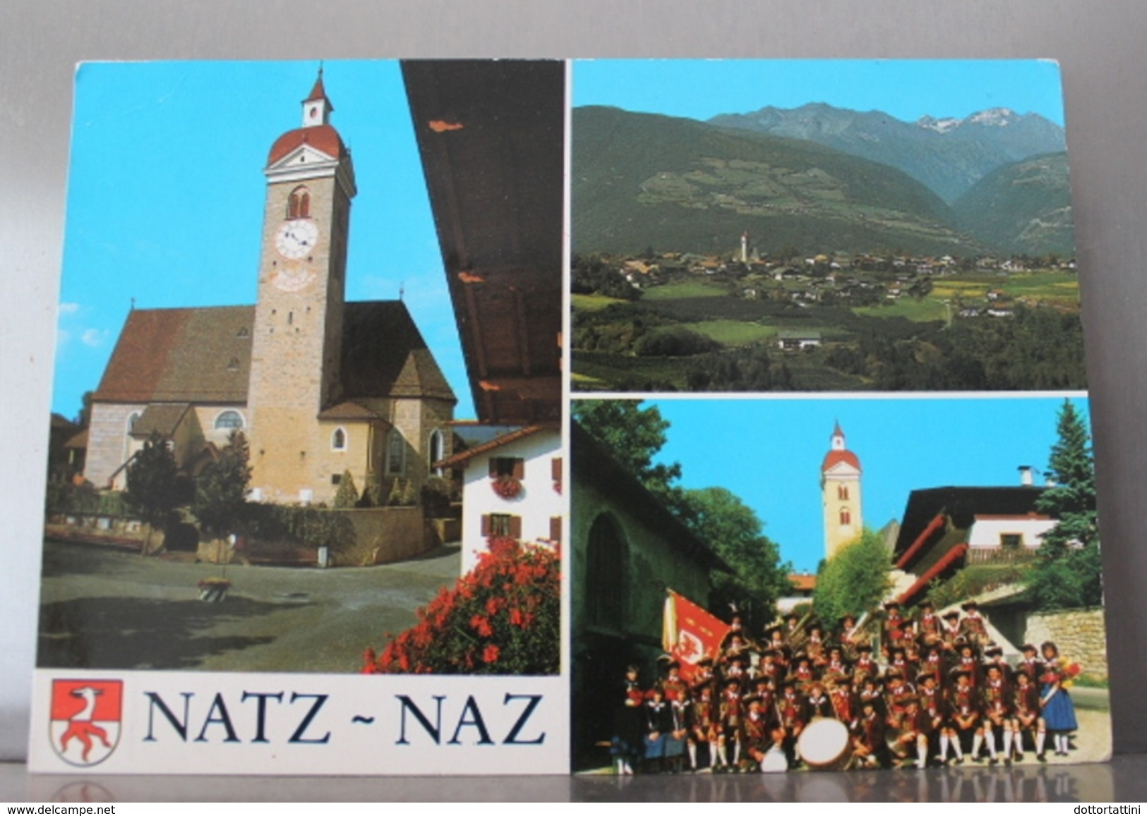 NAZ - NATZ (Bressanone - Bolzano) Valle D'Isarco Eisacktal Multiview - Bolzano