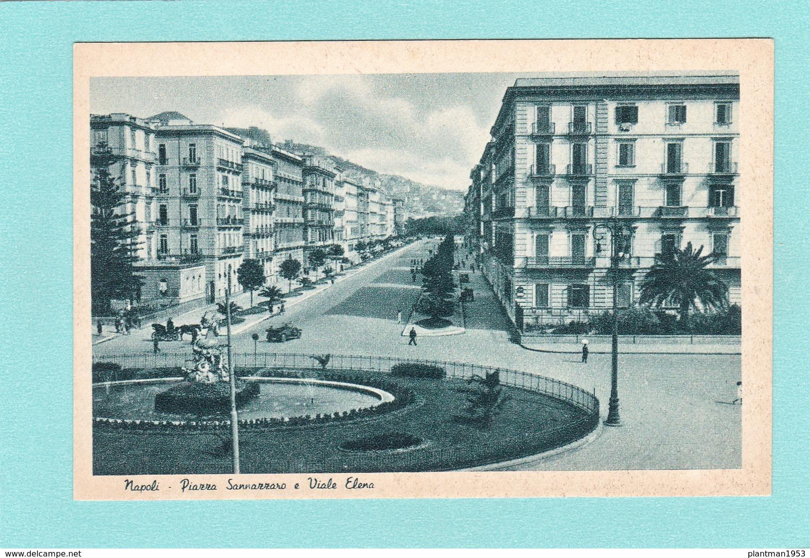 Old/Antique? Postcard Of Napoli,Naples, Campania, Italy,Q45. - Napoli (Naples)