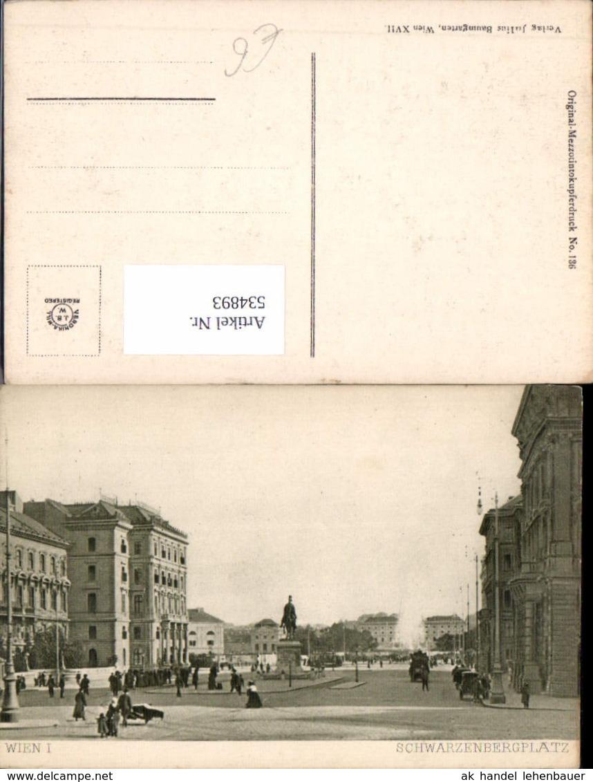 534893,Wien Innere Stadt Schwarzenbergplatz - Wien