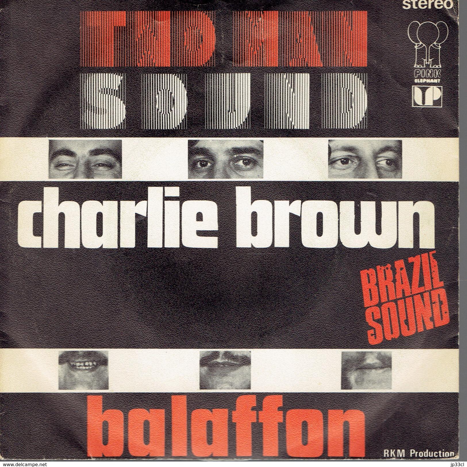 Charlie Brown + Balaffon Par Two Man Sound - Disco, Pop