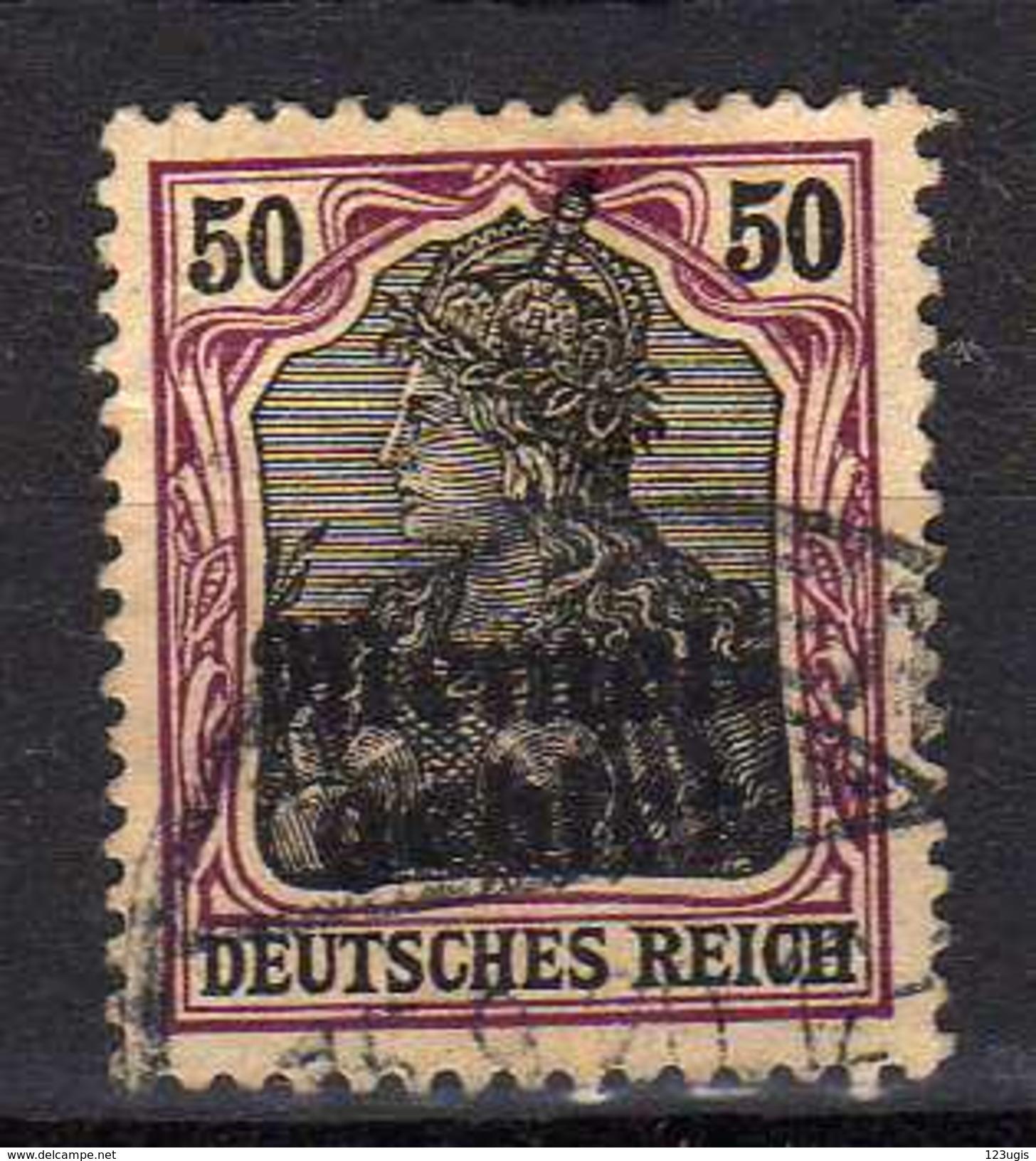 Memel 1920 Mi 7, Gestempelt [280117L] - Memelgebiet